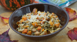Fall Harvest Minestrone Soup with Alaria | Maine Coast Sea Vegetables