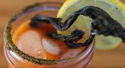 Spicy Kelp Bloody Mary | Maine Coast Sea Vegetables