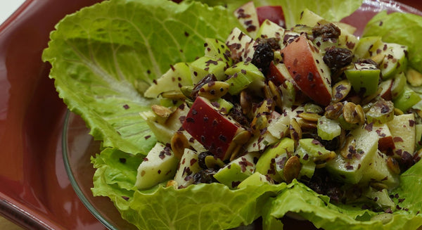 Waldorf Salad with Dulse Recipe
