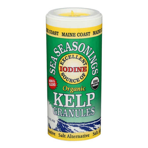 Kelp Granules Blend - Sea Seasoning Shakers - Organic Default Title - Maine Coast Sea Vegetables