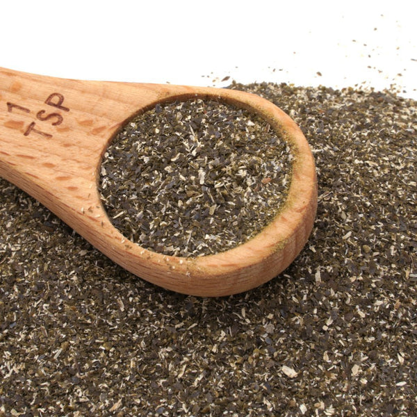 Kelp Granules Blend - Sea Seasonings Bulk - Organic SAMPLE - Maine Coast Sea Vegetables
