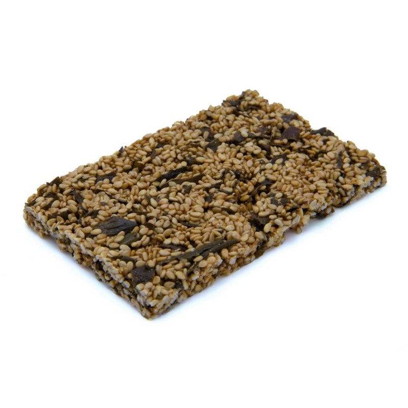 Kelp Krunch™ Original Sesame - Organic CASE (12 Krunch Bars) - Maine Coast Sea Vegetables