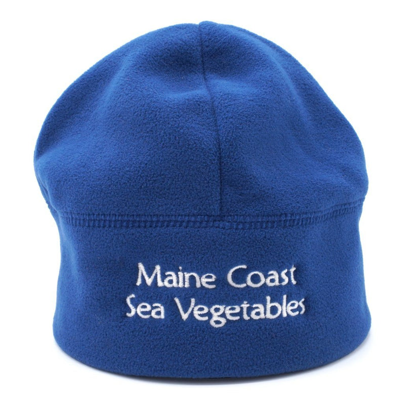 Maine Coast Sea Vegetables Beanie Hat Blue - Maine Coast Sea Vegetables