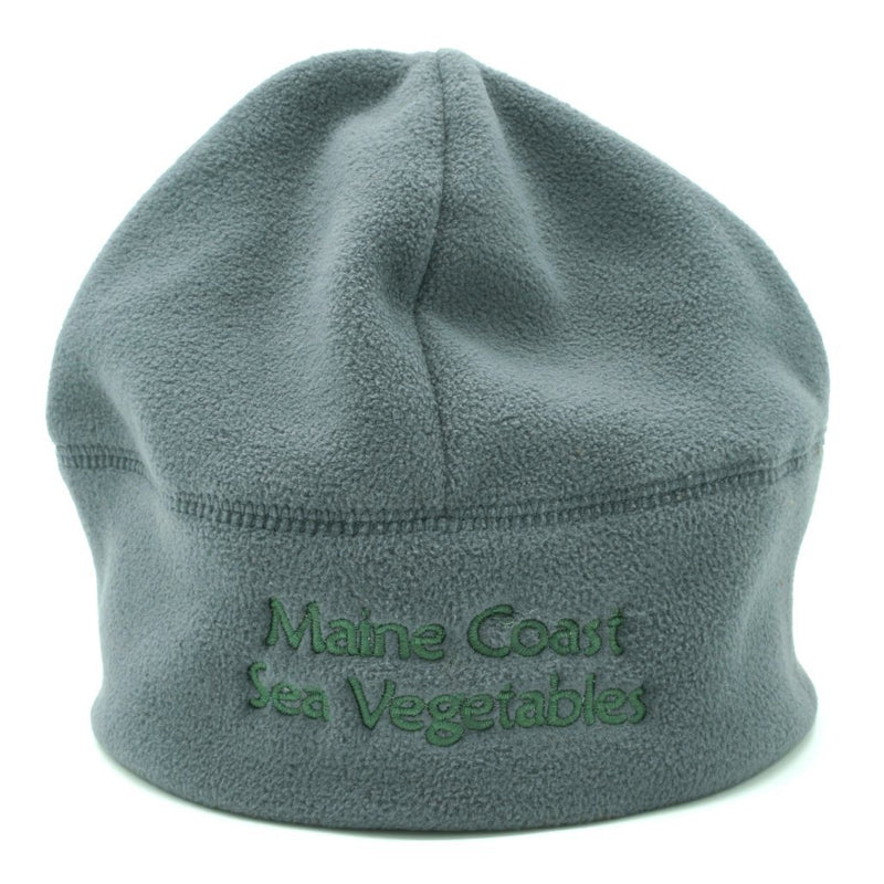 Maine Coast Sea Vegetables Beanie Hat Charcoal - Maine Coast Sea Vegetables