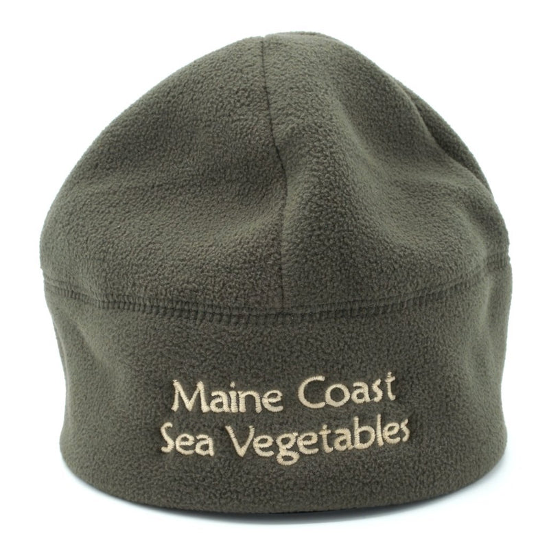 Maine Coast Sea Vegetables Beanie Hat Mineral Green - Maine Coast Sea Vegetables