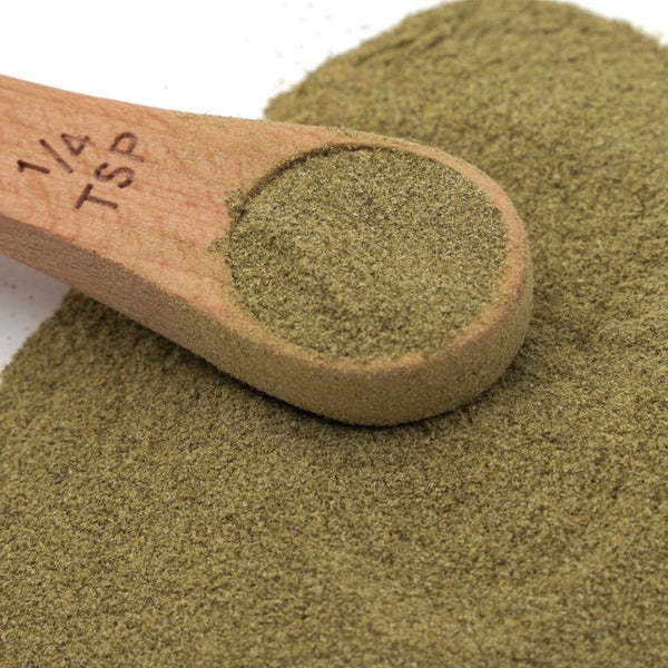 Rockweed Powder - Wild Atlantic - Organic SAMPLE - Maine Coast Sea Vegetables