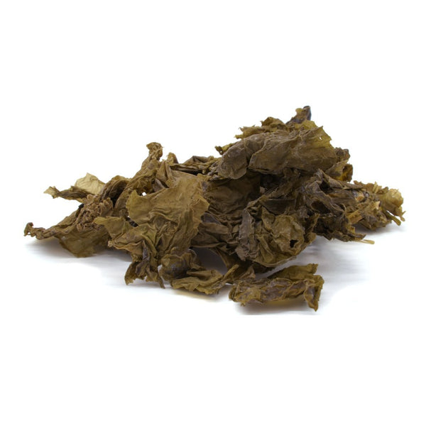 Sea lettuce Whole leaf - Wild Atlantic - Organic 1 OZ - Maine Coast Sea Vegetables