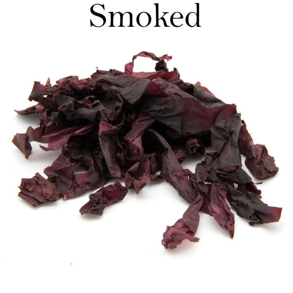 Smoked Dulse Whole Leaf - Organic SAMPLE - Maine Coast Sea Vegetables