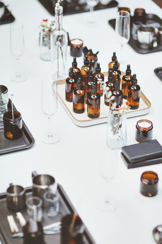 Natural candle making workshop held in Manchester