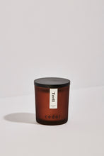 Load image into Gallery viewer, Small Torii candle by Cedar