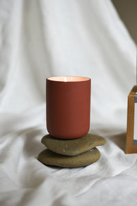 Cedar Lifestyle | Sirocco Candle - 100% Natural - Reusable Vessel