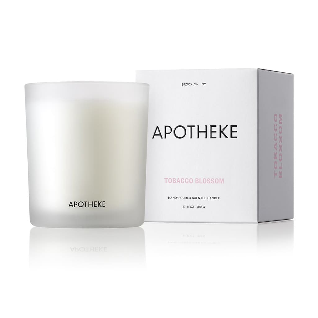 Tobacco Blossom Candle - Apotheke CoCandleapothekebrooklyn