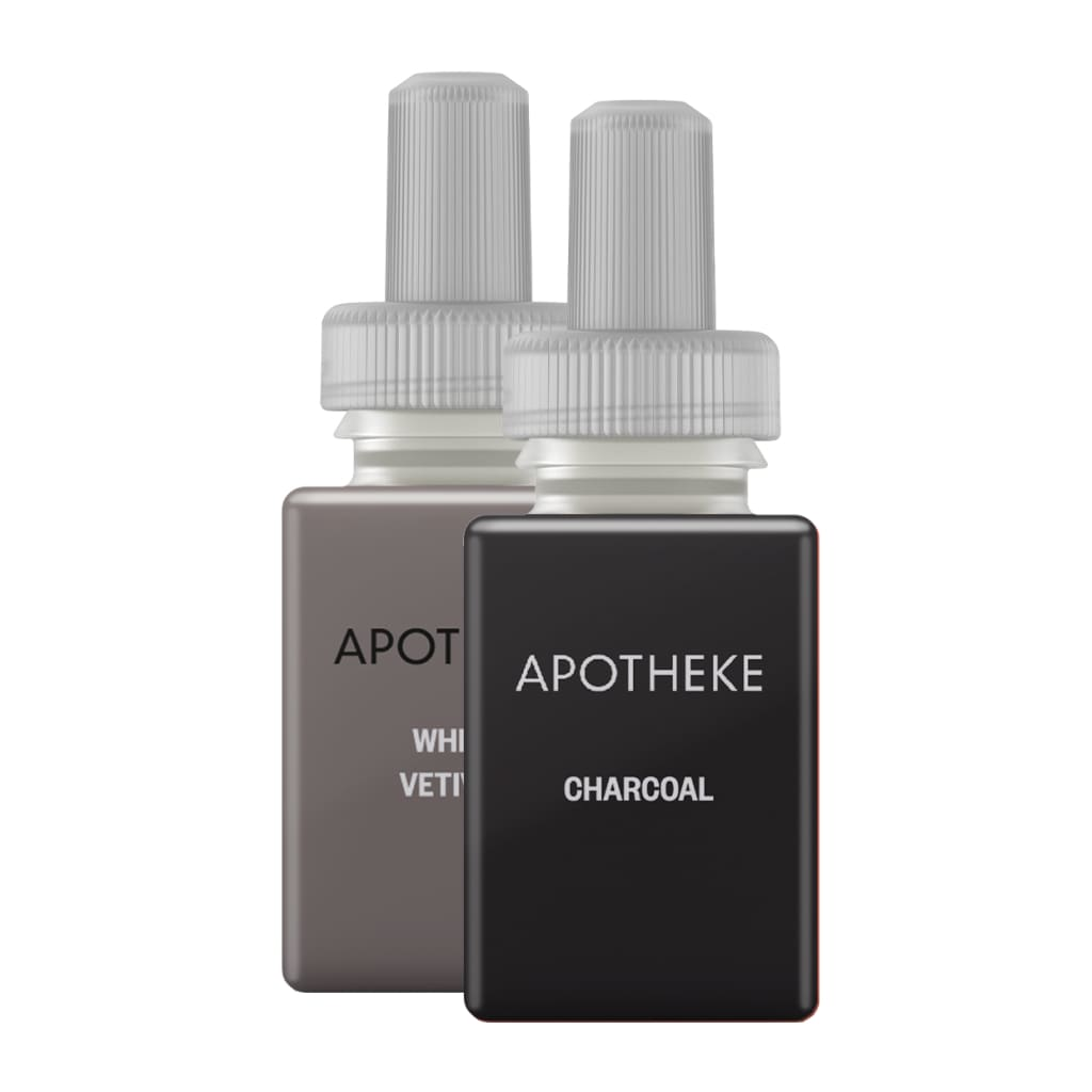 White Vetiver Smart Diffuser Fragrance Refills - Apotheke CoPura RefillApotheke Co