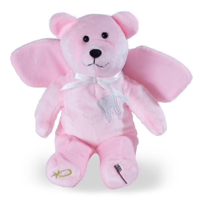 Tooth Angel Bear - Pink