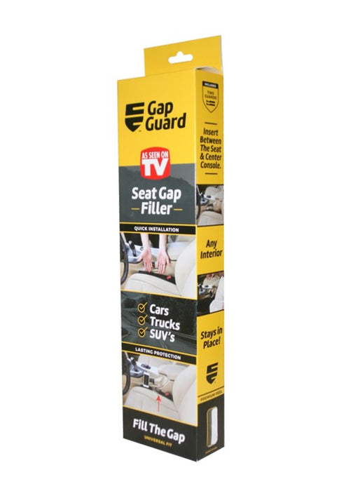 Gap Guard Seat Gap Filler 2-Pack (AS SEEN ON TV)