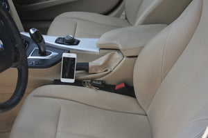 Gap Guard Car Seat Gap Filler Stopping Cell Phone And Car Keys