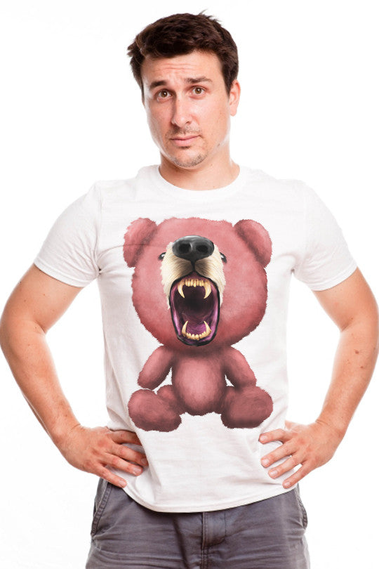 free-hugs-bear t shirts men