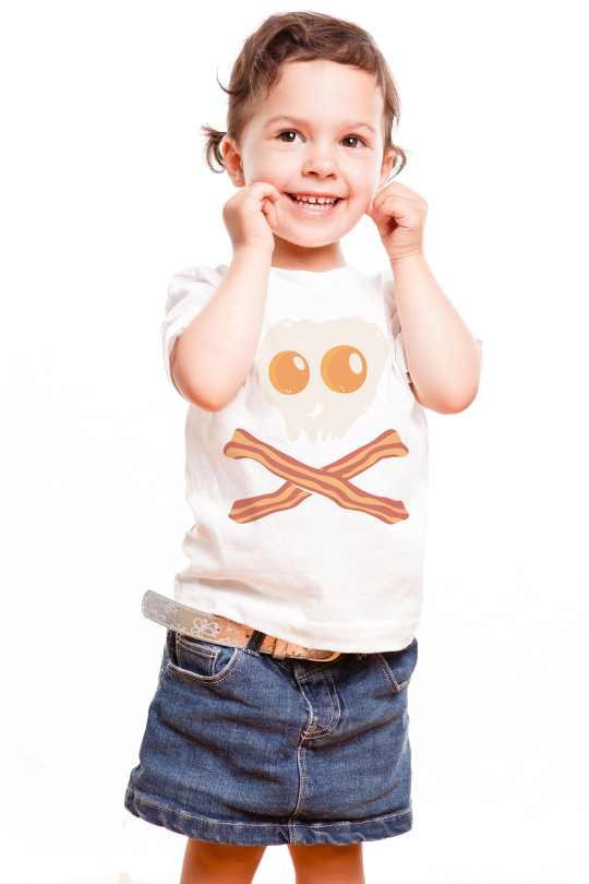 breakfast-pirate-kid-shirt clothing online girl