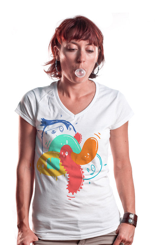 David Luepschen Graphic Tee women