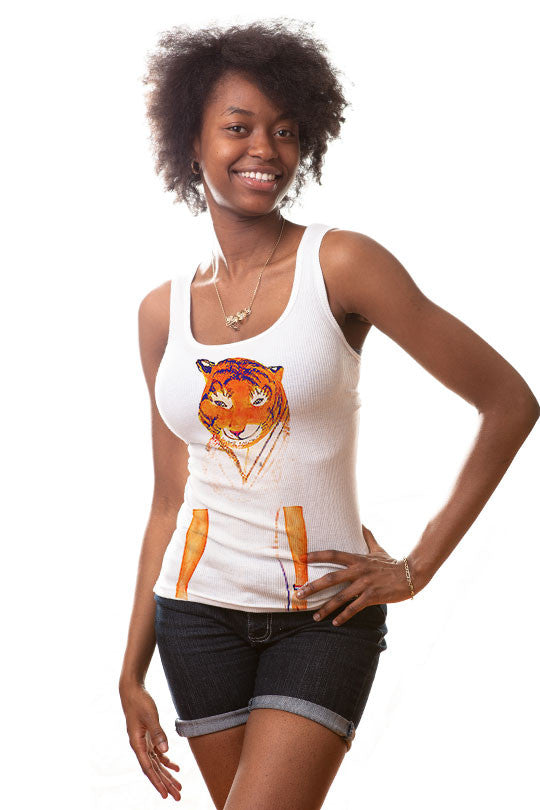 Tiger Tank Shirt Women