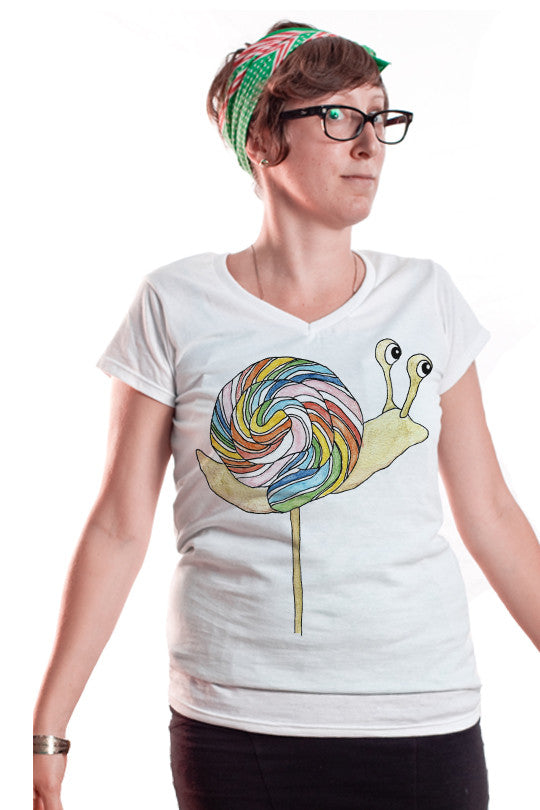 KP Design artist t-shirt women