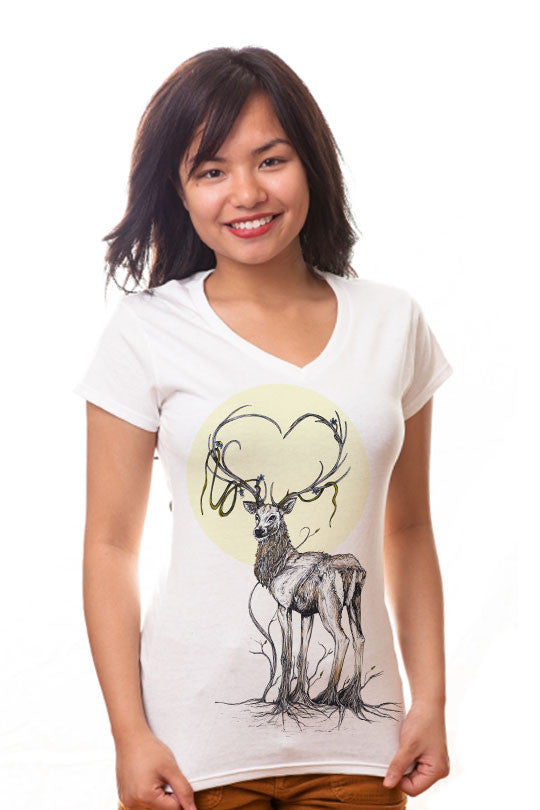 Kirsten McNee Graphic T-Shirt women