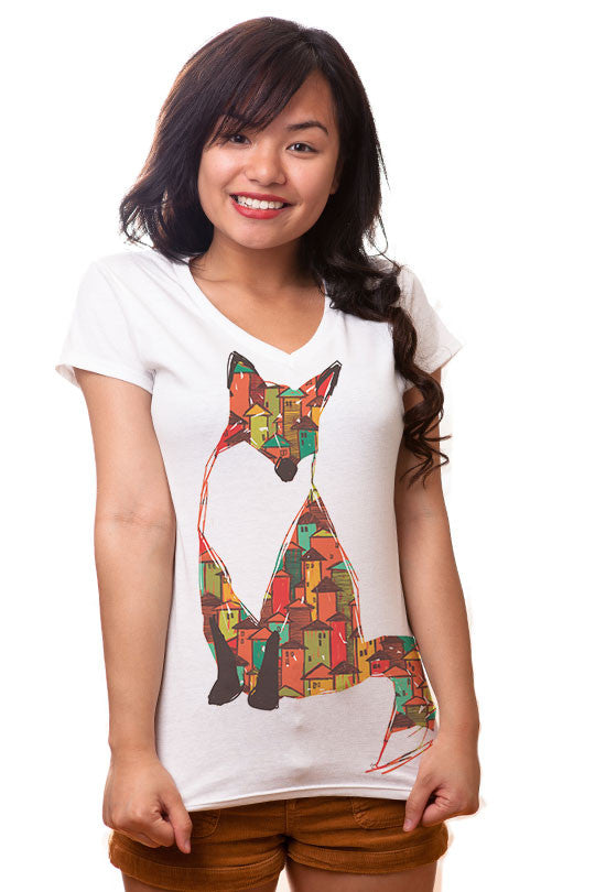 Livy Long Graphic T-Shirt women