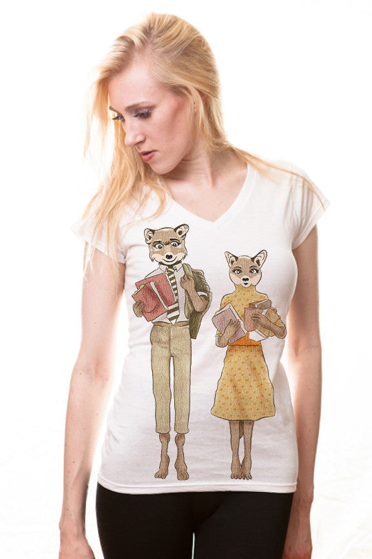 fox-love foxy tee women