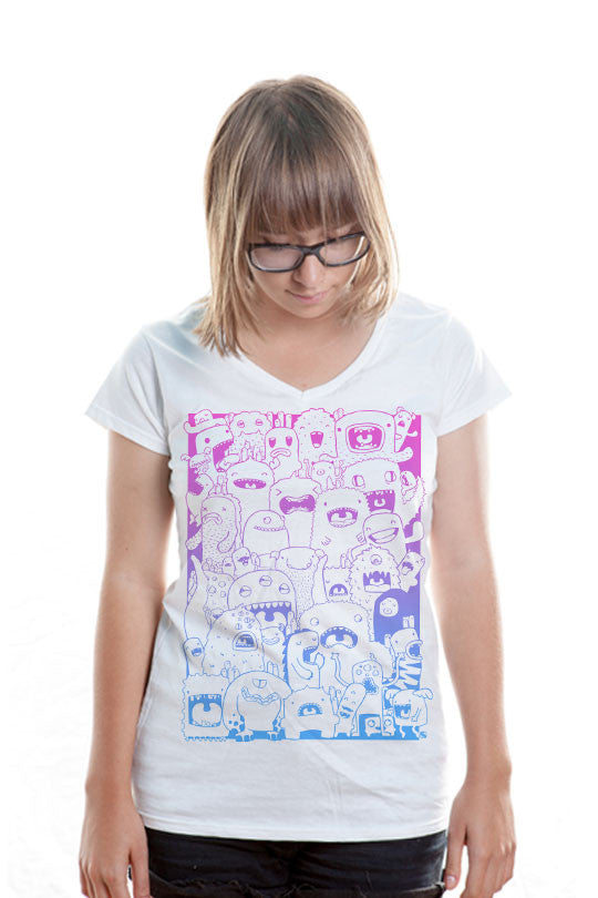 Samantha Fois Graphic T-shirt women