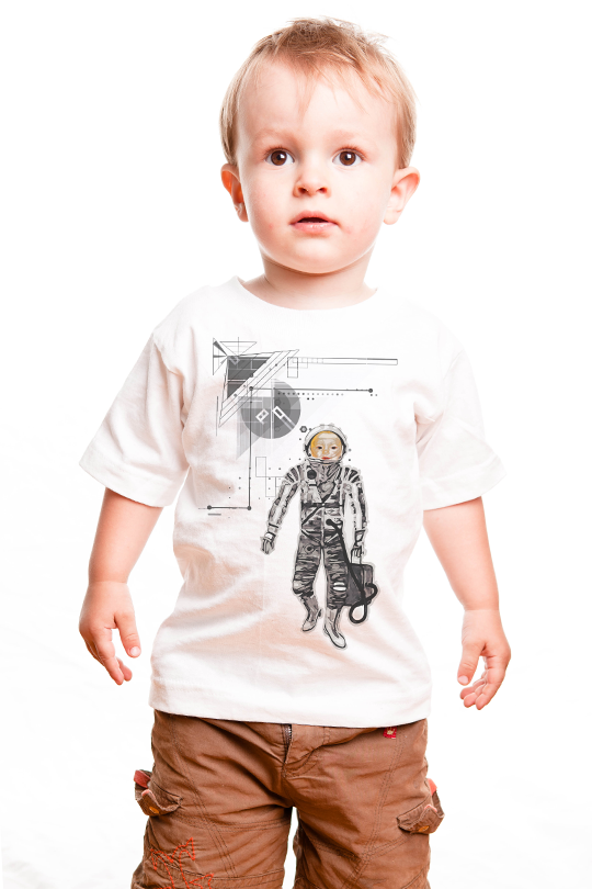 Space Baby Kid T-Shirt