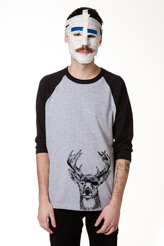 Deer Pirate Long Sleeve Jersey