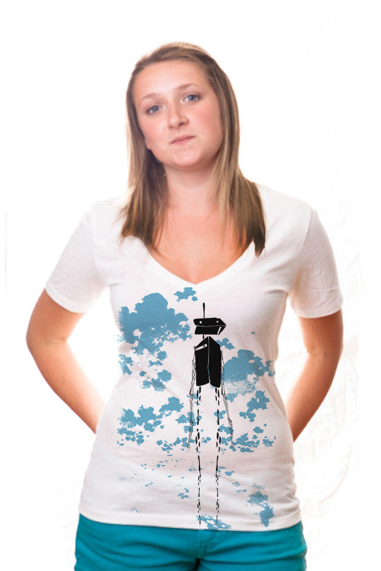 dream-bot-graphic t shirt girls