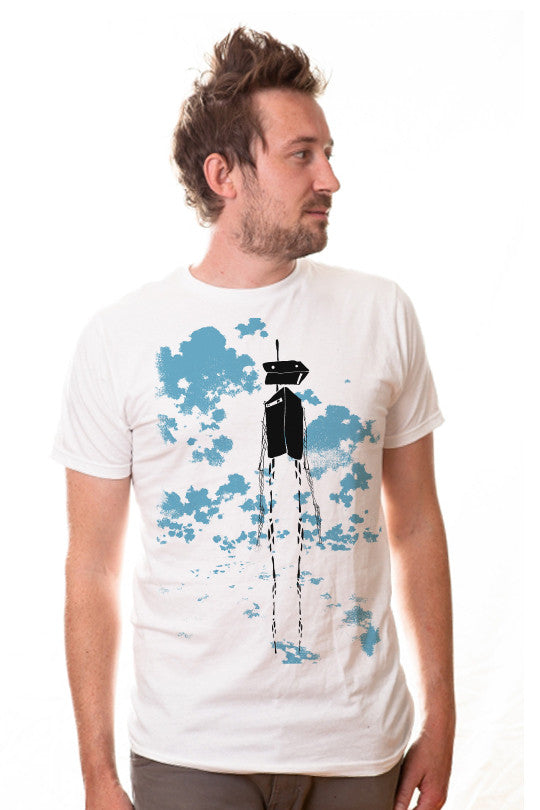 dream-bot-graphic t shirt guys