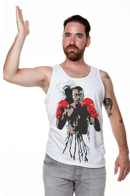 Fighter Tank Top men