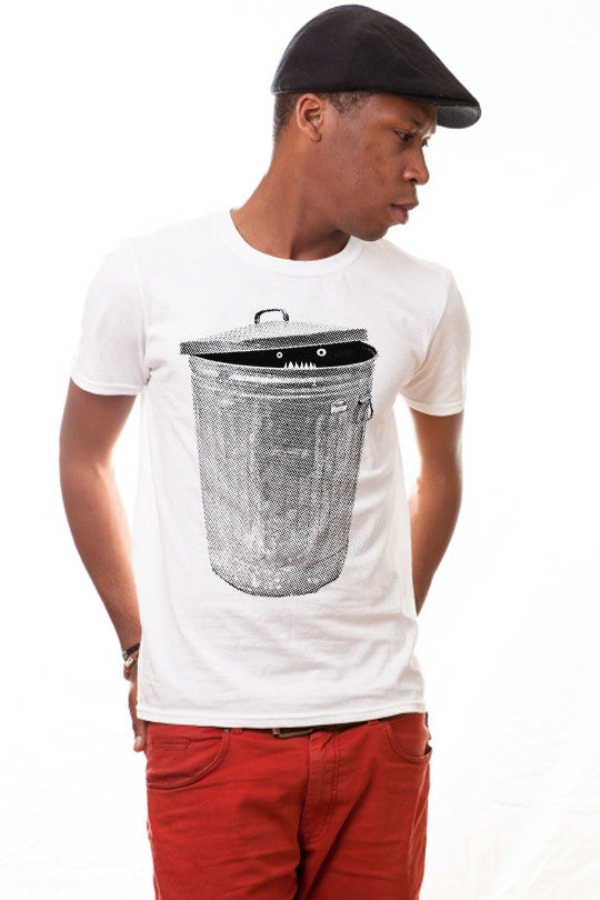 garbage monster t shirt men