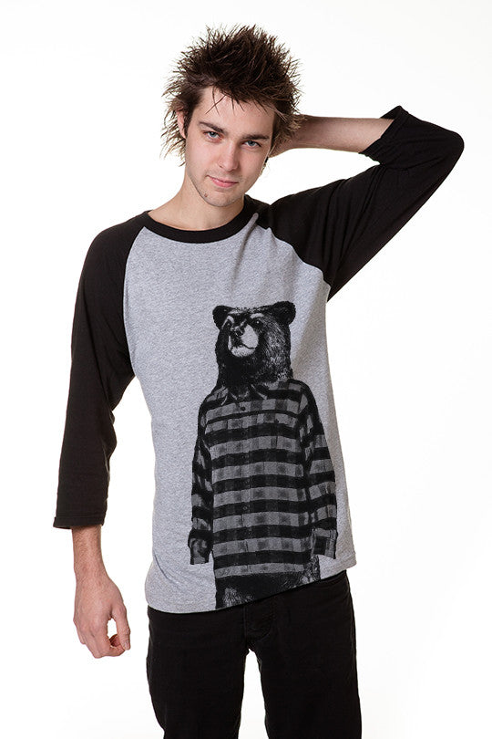 Lazy Hipster Bear Sleeves