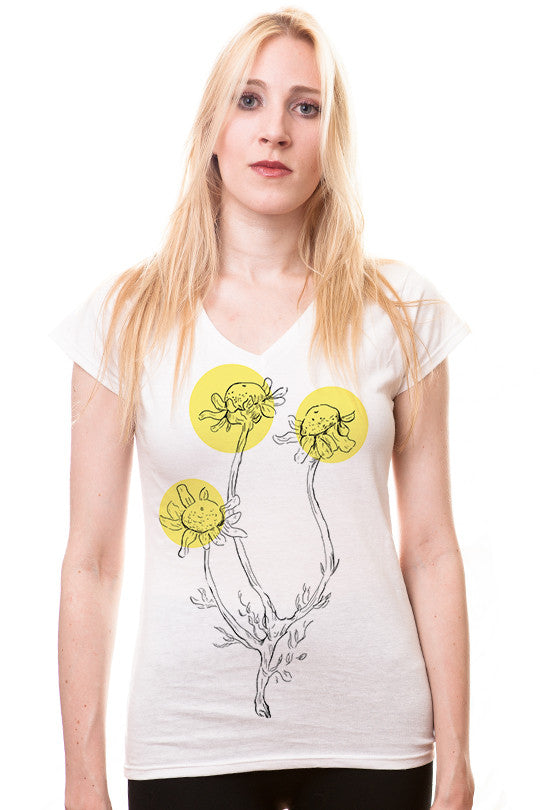 Laura Schaeffer Art T-Shirt Design women