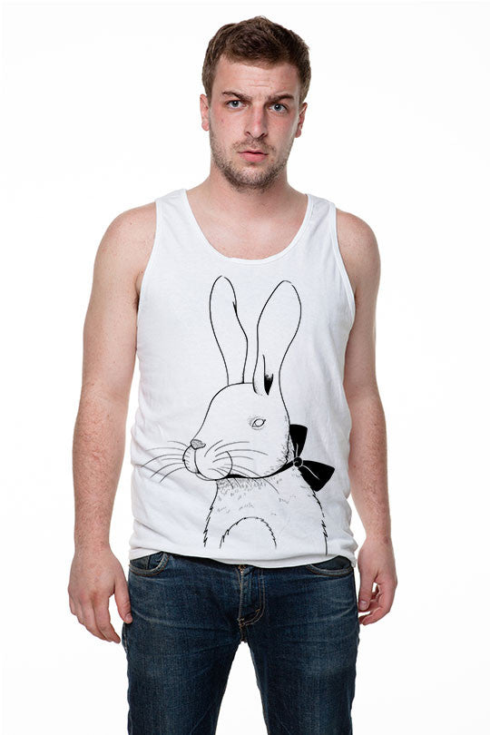 Marylou Faure - Rabbit - Men Tank Top