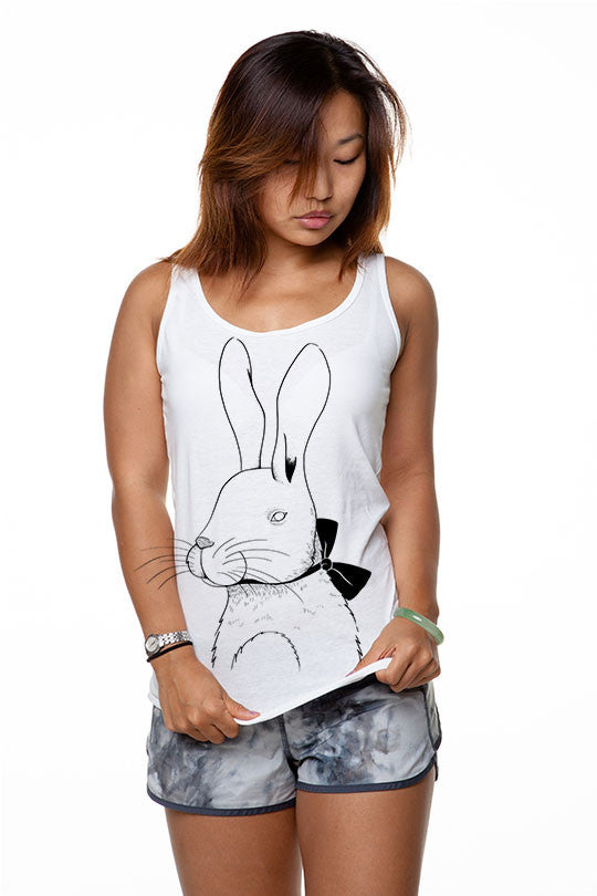 Marylou Faure - Rabbit - Women Tank Top