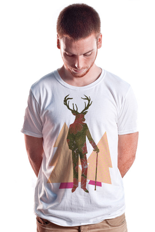 mr-deer t shirt men