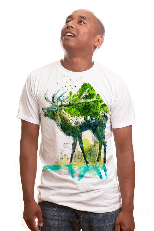 wilder-life-nature t shirt men