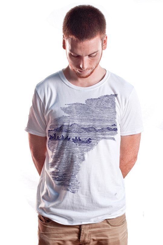 passenger abstract graphic t shirt men