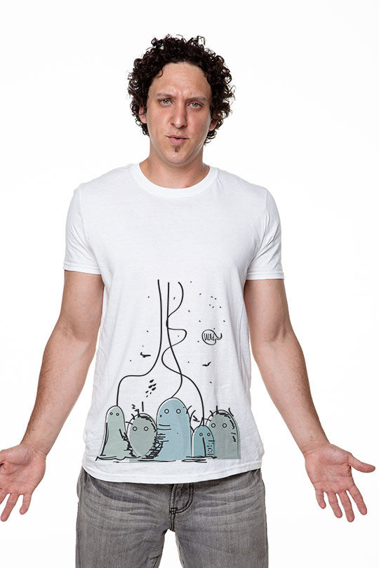 Roberto Gentili - Salad 3 -  T-Shirt men