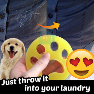 Laundry Fur Removing Pad