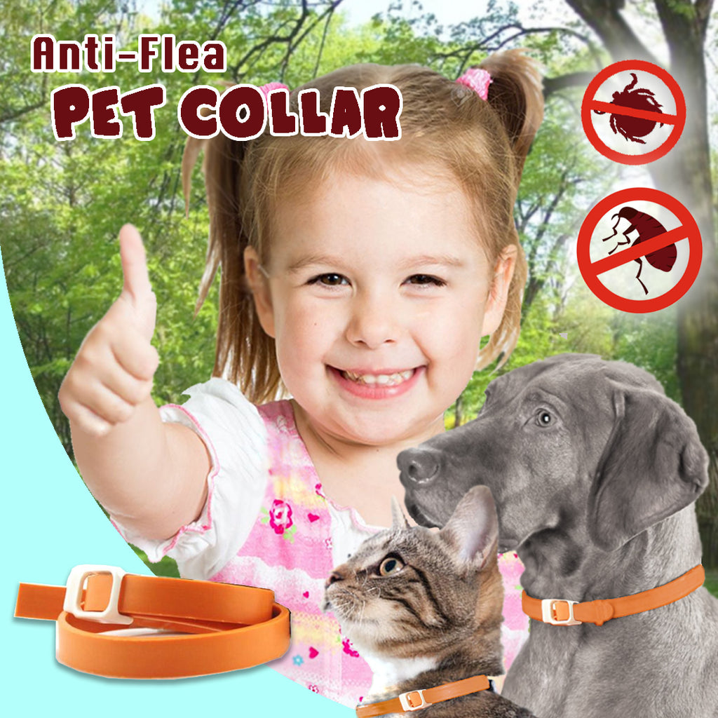 Anti-Pest Pet Collar