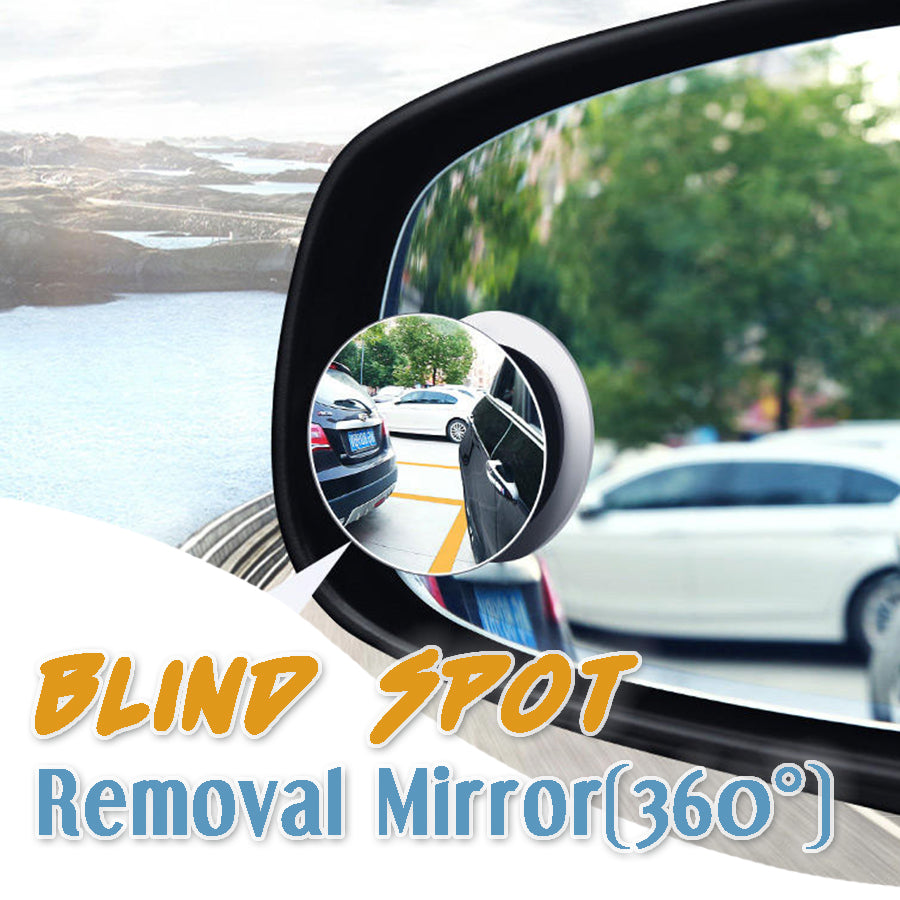 Blind Spot Removal Mirror(360°)