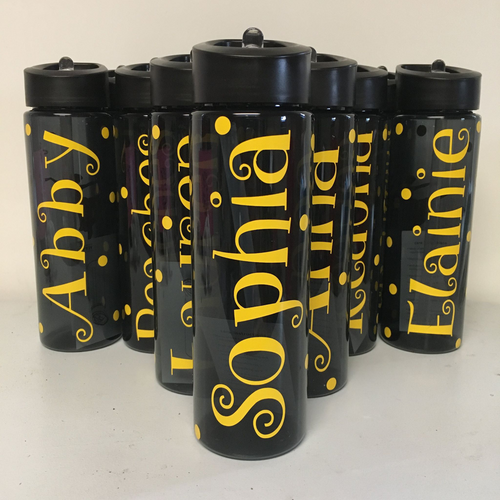 Personalized Water Bottles [BULK]