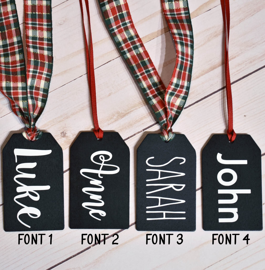 Gift/Stocking Tags