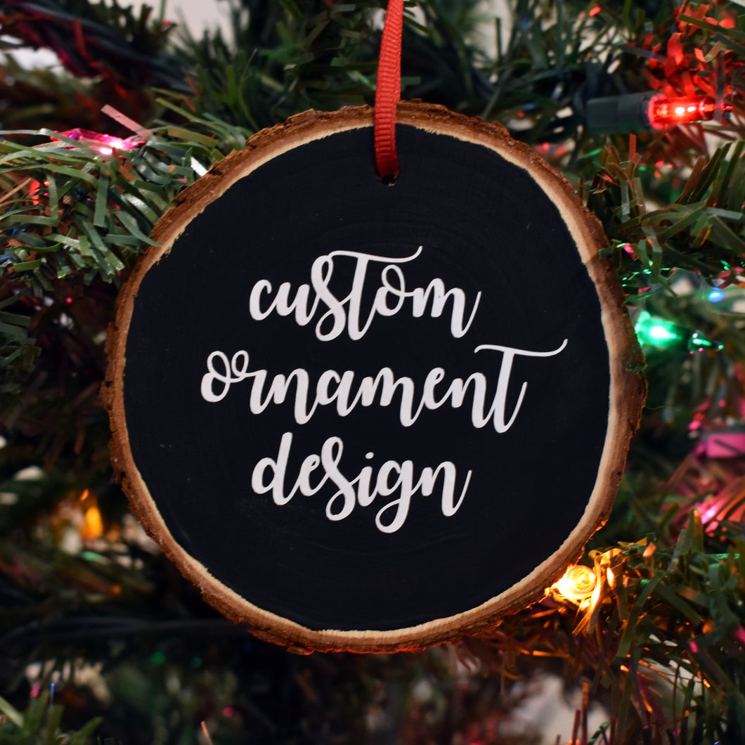 Custom Ornament Design
