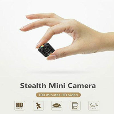 Mini Camera HD Camcorder - worthbuyonline